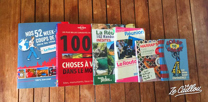 Bien choisir ses guides touristiques avant un voyage à l'étranger avec Ze Caillou