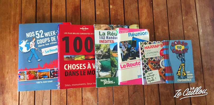 Do not think we'll save money buying old touristic guides