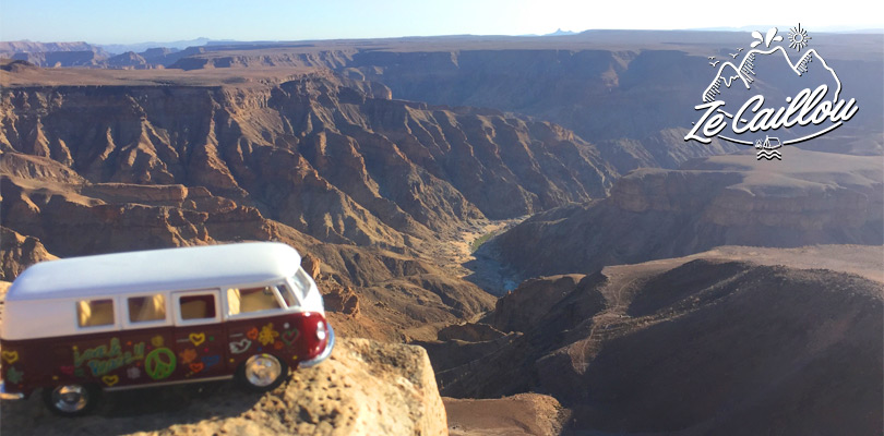 For a middle travel budget, think about car or van rental