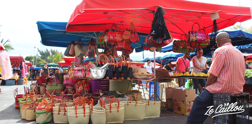 Retrouver l'artisanat local de la Réunion et l'océan indien dans les marchés forains de la Réunion