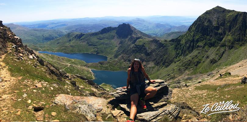Préparer la marche du mont Snowdon au Pays de Galles avec le blog de voyage ZeCaillou