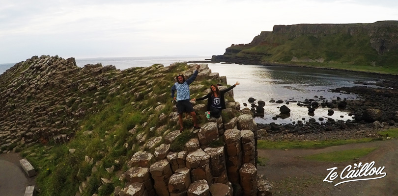 Have a perfect walk along the giant's causeway coast in Northern Ireland