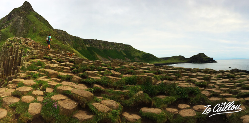 Discover the famous Giant Causeway and its strange geological phenomenon