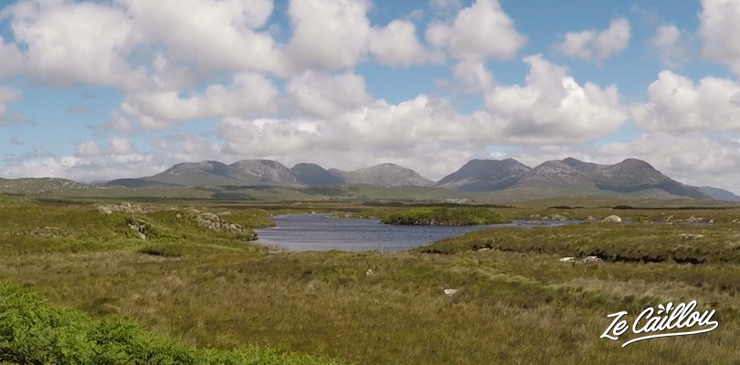 Have a perfect fishing time in the many lakes of Connemara, Ireland