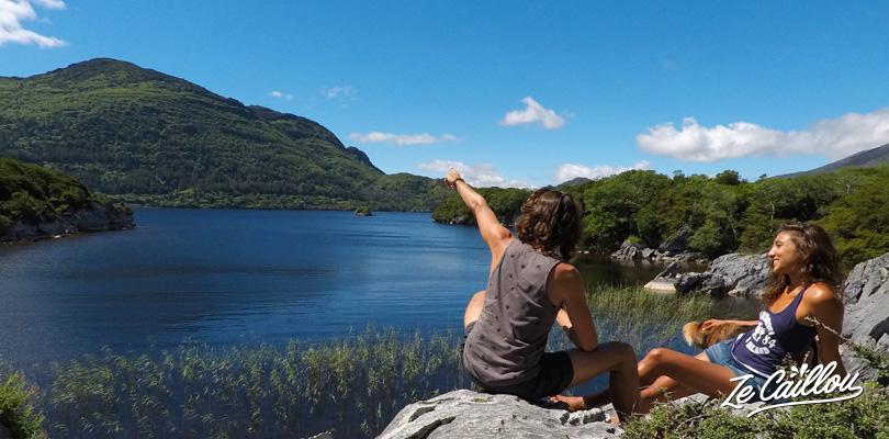 Enjoy the beautiful 9km wak around the Muckross lake in the Killarney national park