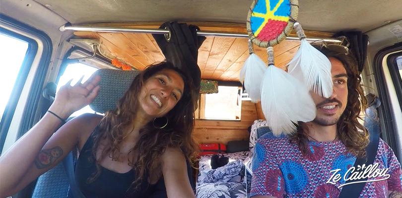 Toutes nos astuces pour préparer votre road trip en van en Corse.