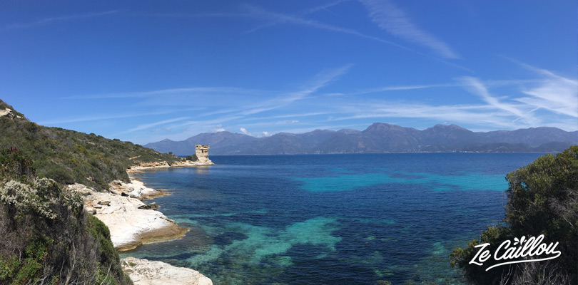 Corsica is a paradise for hive lovers, perfect landscapes.