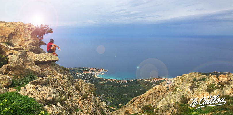 Don't miss the amazing moutain's views of the Corsica Island.