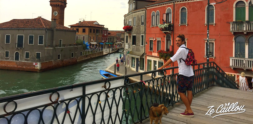 Discover Murano island when you visit Venice, nice moment.