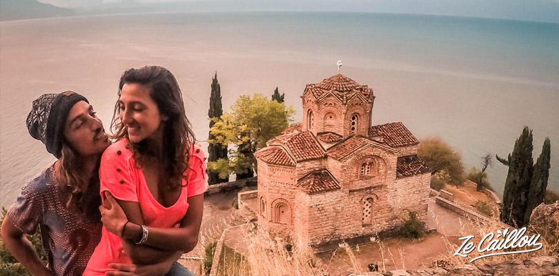 Découvrir la République de Macédoine en van, super vacances dans les Balkans.