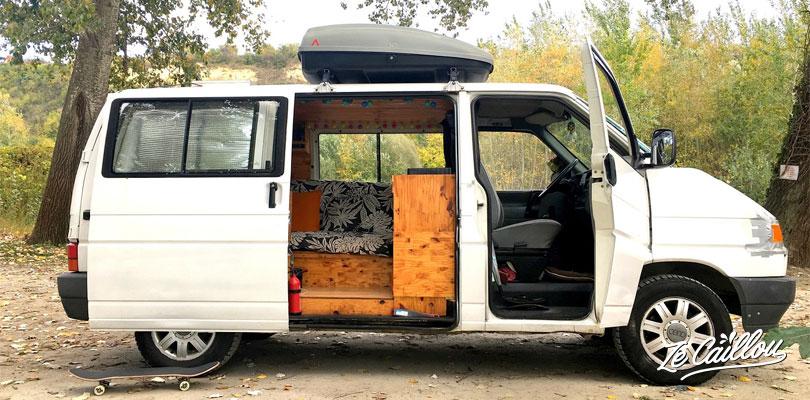 Découvrez si votre van aménagé a besoin de l'homologation VASP.