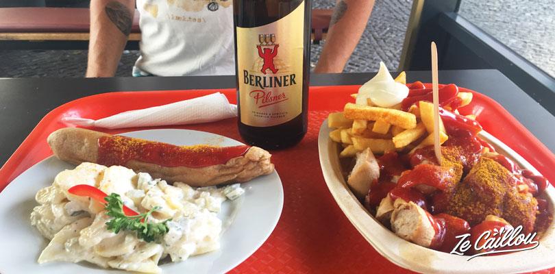 Toutes les astuces pour visiter Berlin avec un petit budget.