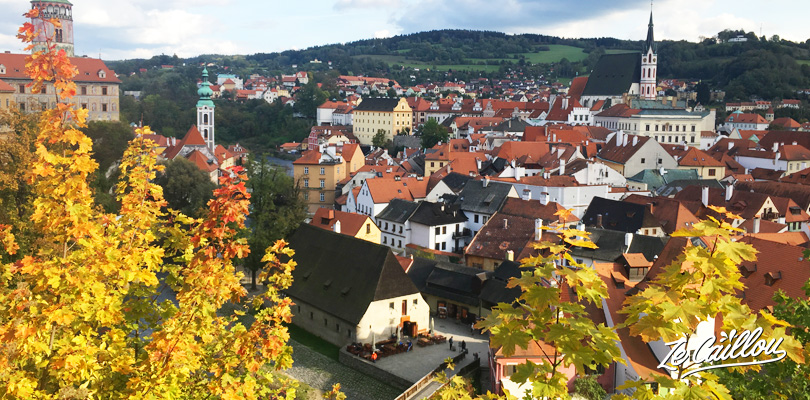 Découvrez la République Tchèque en van et ses magnifiques villages.