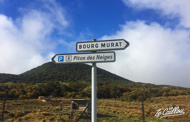 Rando Cilaos Bourg Murat pendant le GRR2, ou traverser l'île de la Réunion à pied.