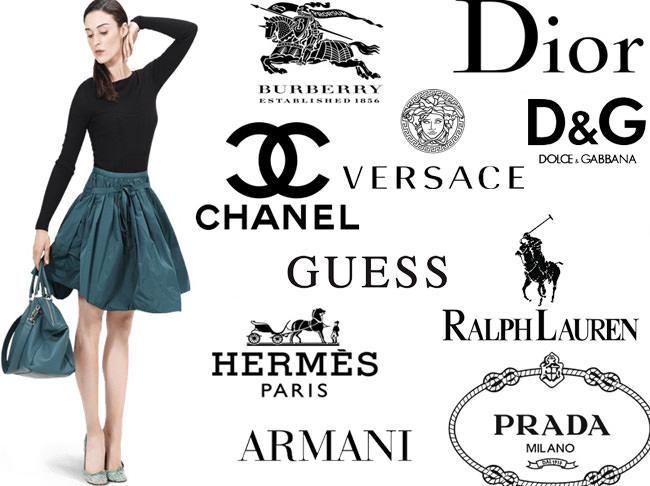 Top 5 cele mai celebre branduri de haine din lume
