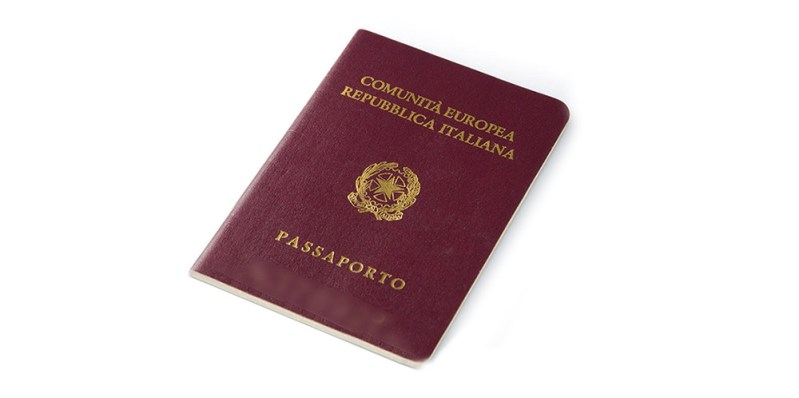 SD12 Passaporto (Roby One)