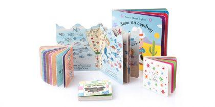 Libri per bambini vari formati