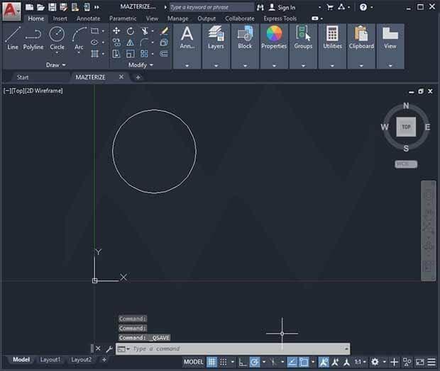 Autodesk AutoCAD 2021.1 Crack Full Version Download