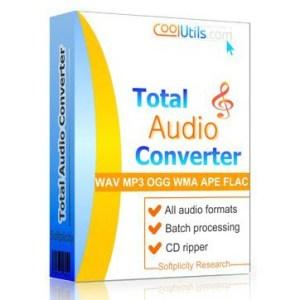 Total Audio Converter 5.3.0.163 Crack Full Version Free Download