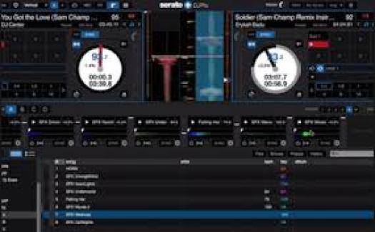 Virtual DJ 2021 Build 6156 Crack Plus Serial Key Full Version [Mac/Win]