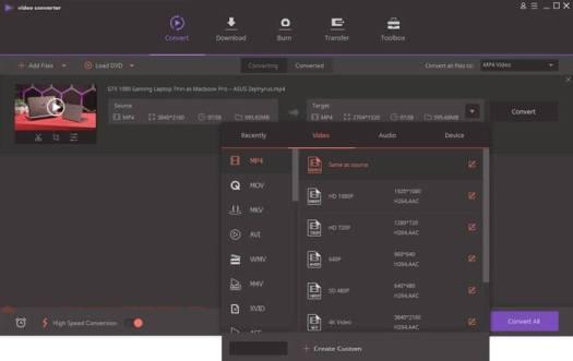 Wondershare Video Converter Ultimate13.0.3.58 Crack Incl Keygen 2022 zecrack.org