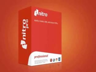 Nitro Pro Enterprise 13.32.0.623 + Crack [ Newest ]