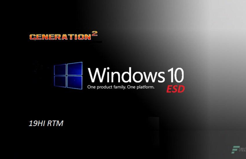 Microsoft Windows 10 PRO ISO free Download