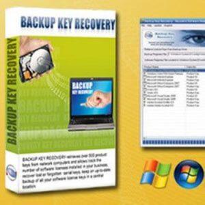 Nsasoft Backup Key Recovery Crack