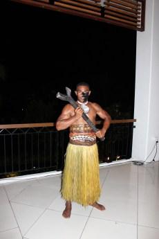 Fiji 2011 - Welcome dinner