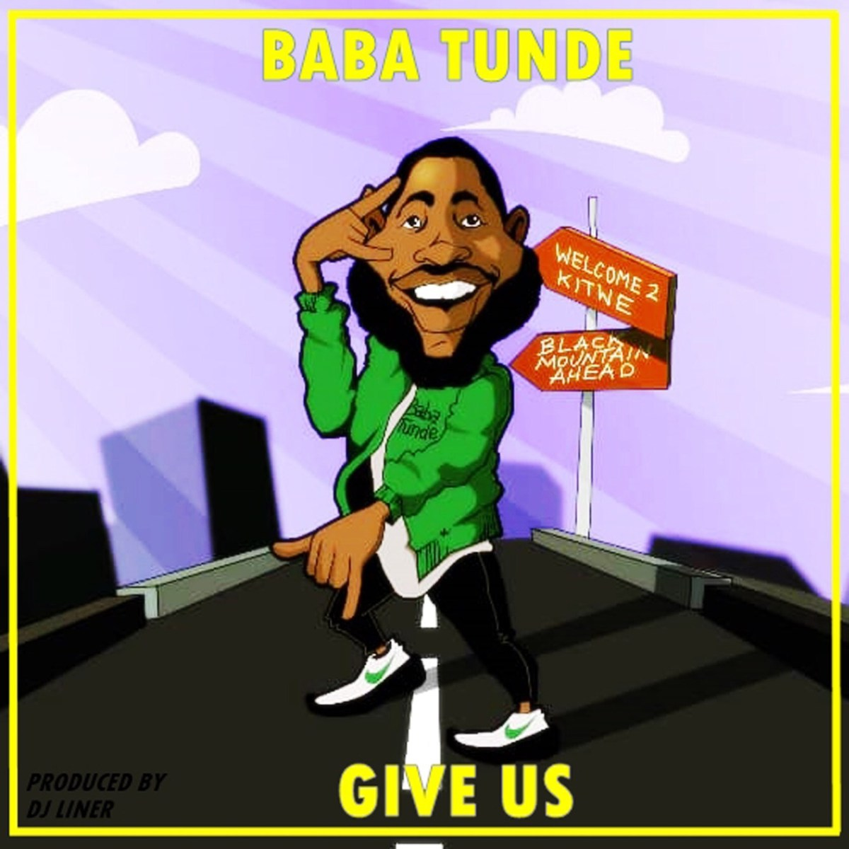 Baba Tunde - Give Us