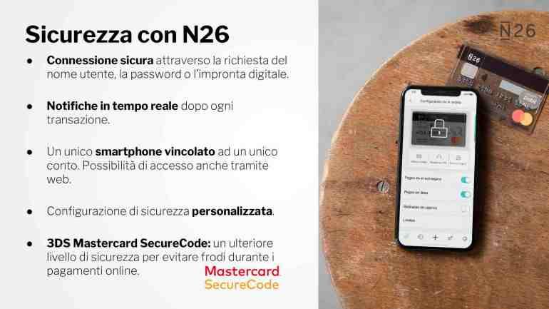 N26-sicurezza