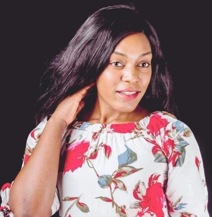 Flattering Lydia Chibwe