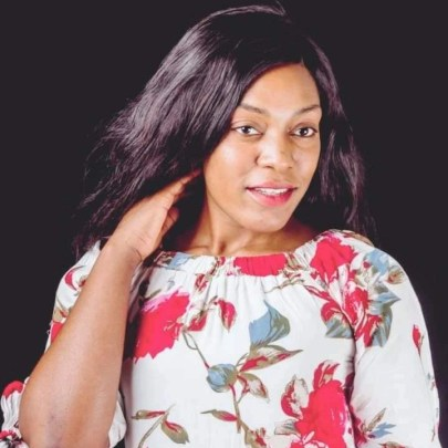 Lydia Chibwe from Lusaka