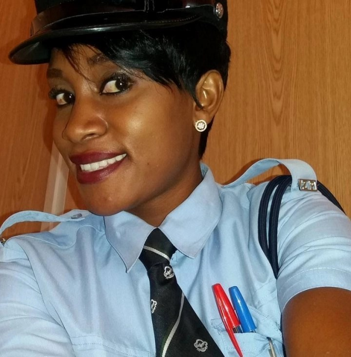Zambian Policewomen Rocking it Mamsie Lungu 8