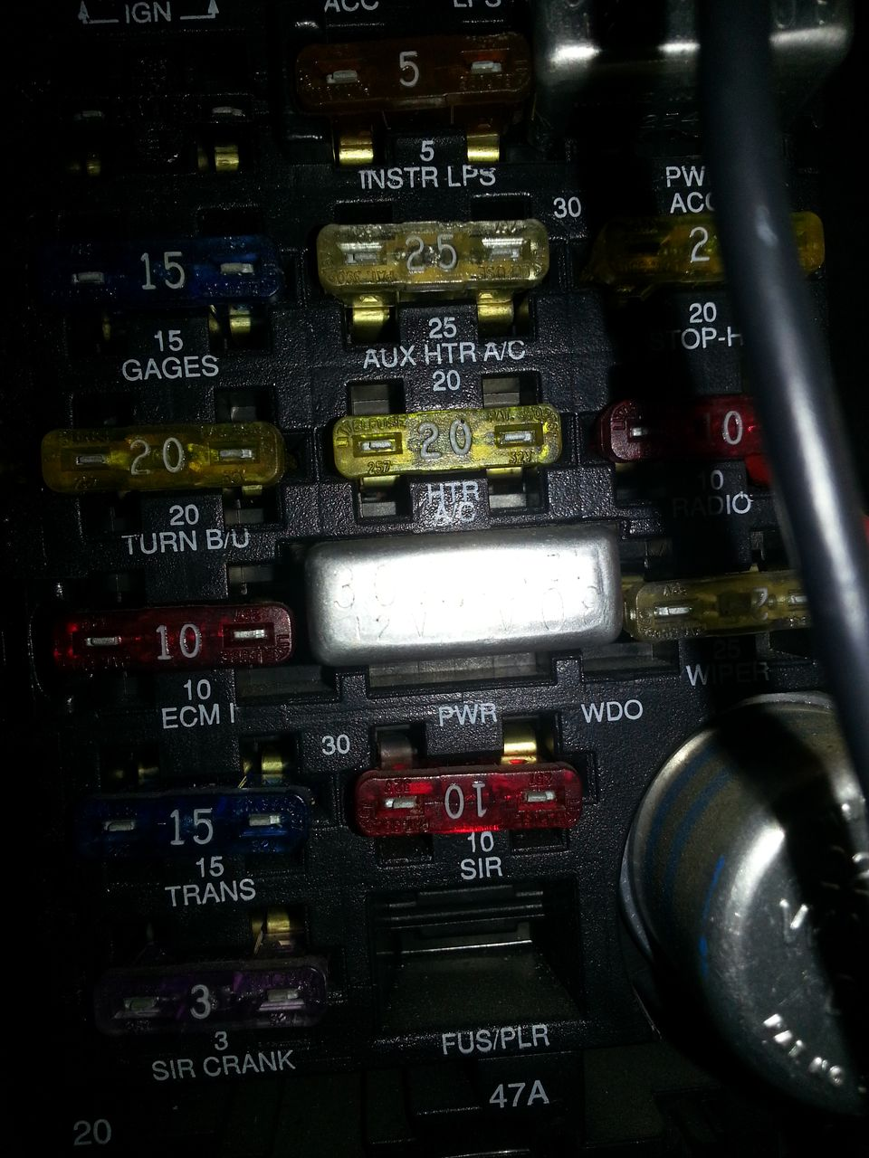 hight resolution of g20 fuse box
