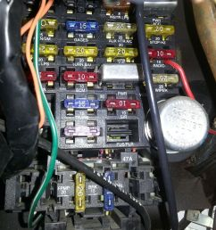1995 chevy van g20 a c heat blower fan repair zedic com 1995 chevy g20 fuse box [ 998 x 1280 Pixel ]