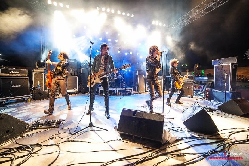 El mejor tributo a Guns N Roses Hell House se une a RGMusic  zedlyon