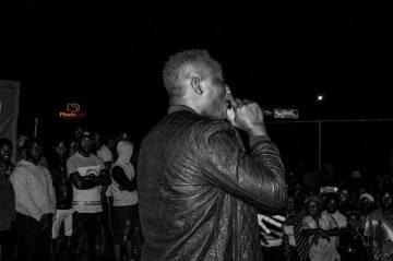 Zambian Artist Nez Long