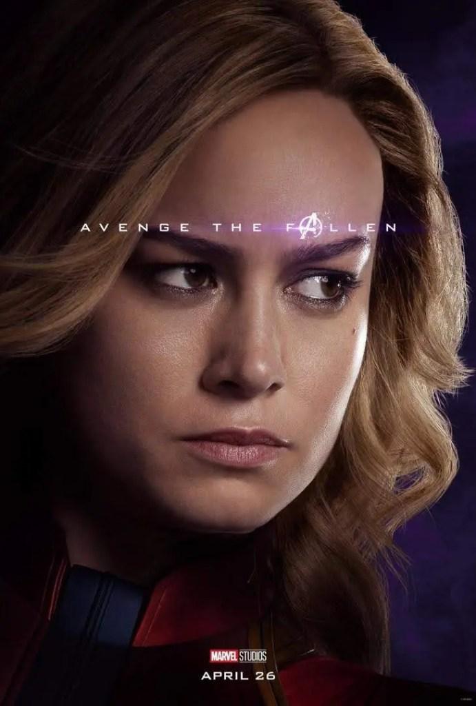 Marvel Movies At Zambian Cinemas This Week - Endgame 8