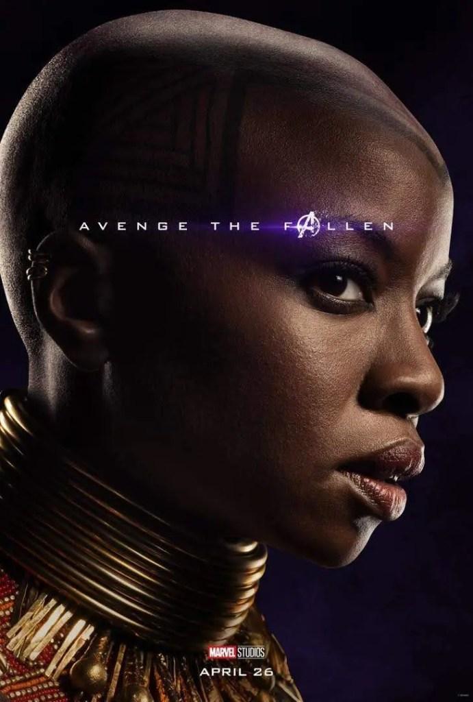 Marvel Movies At Zambian Cinemas This Week - Endgame 58