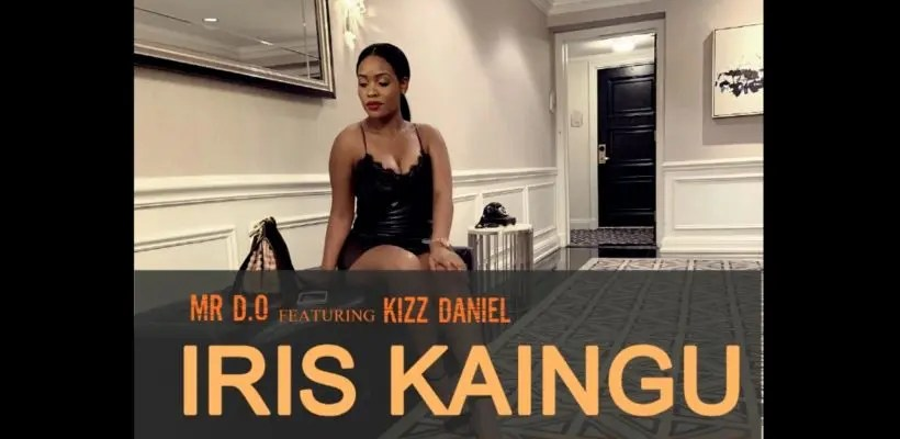Iris Kaingu by Mr. DO in a Babie Ndiwewo Cover