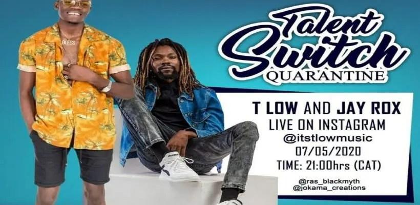 T Low and Jay Rox on talent switch quarantine