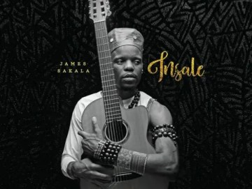 James Sakala Insale album launch