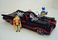 Did you say Lego Batmobile, Batman, and Robin???