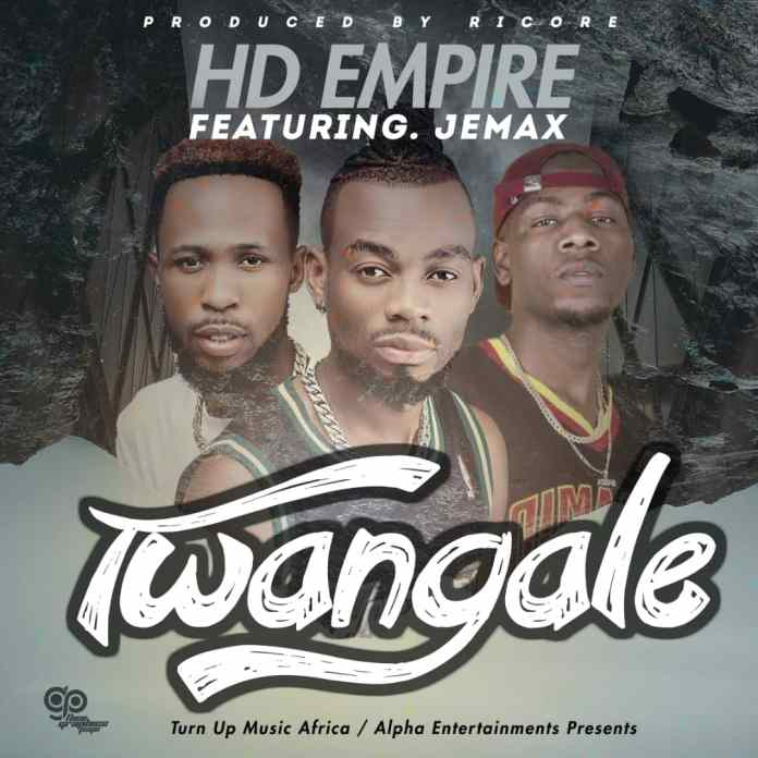 HD Empire ft. Jemax - Twangale