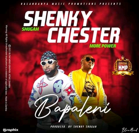 Shenky ft. Chester - Bapaleni Mp3