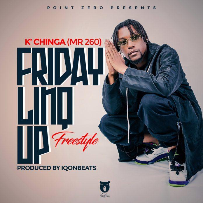 K'Chinga – Friday Linq Up Freestyle Mp3
