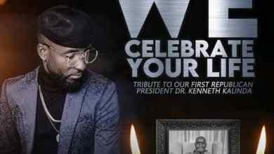 Afunika - We Celebrate Your Life (Dr. Kenneth Kaunda Tribute Song) Mp3