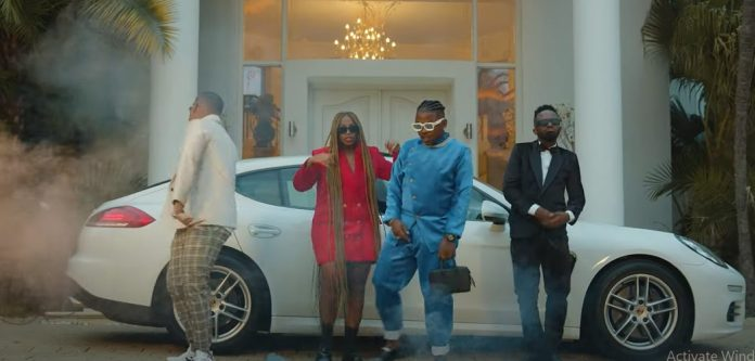 Kwesta ft. K.O, Focalistic & Bassie – Kubo (Official Video)
