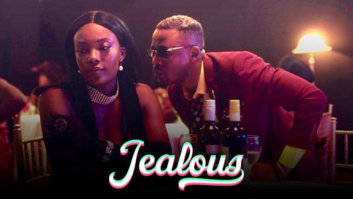 Alikiba ft Mayorkun - Jealous (Official Music Video)